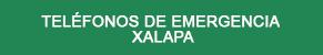 Teléfonos de Emergencia Xalapa